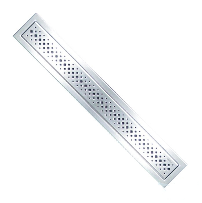 Решетка Viega 571542 для душевого лотка ER1, нержавеющая сталь, глянцевая  900мм