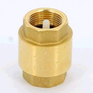 """480 NT Обратный клапан с нейлон.затв.  1/2"""" (250)"""