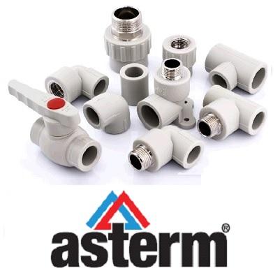 ASTERM трубы и фитинги из PPR