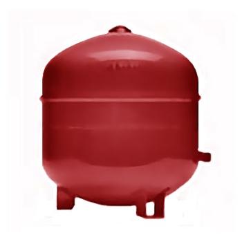 Бак расширительный, мембранный для ГВС CIMM ERE CE 8, красный, арт.820008  8 литров