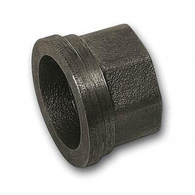 SANHA Муфта для насоса плоское соединение, внутренняя резьба, чугун черная, артикул 372