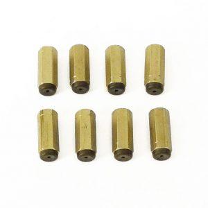 Опора монтажная для душевого лотка Viega 627140, нержавеющая сталь (комплект)