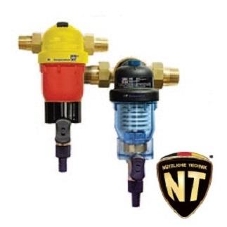 NT (NUTZLICHE TECHNIK) фильтры обратной промывки