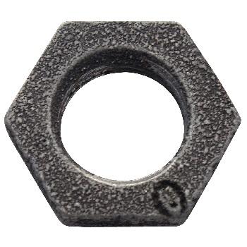 Контргайка, черная, МЗОО, чугунная, ВР, арт.310   ду32