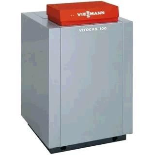 Котел газовый VIESSMANN Vitogas 100-F GS1D атмосферный, напольный, чугунный  35 кВт