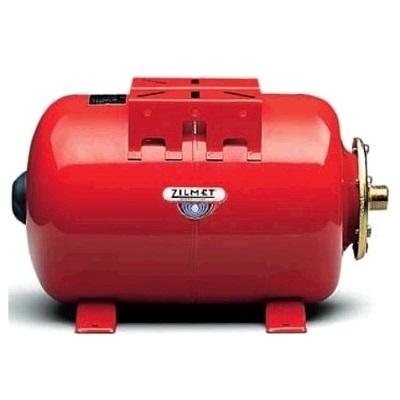 Гидроаккумулятор Zilmet ULTRA-PRO, горизонтальный, арт.1100008005  80 литров