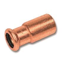 (SN) 6243 пресс-фитинг, медь, переходник редукц.ВПр-НПр 35ax28 (2/Пакет  100/)