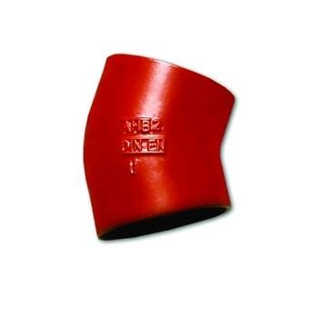 Отвод SML 30°, чугунный, АНВ, арт.011012530  125 мм