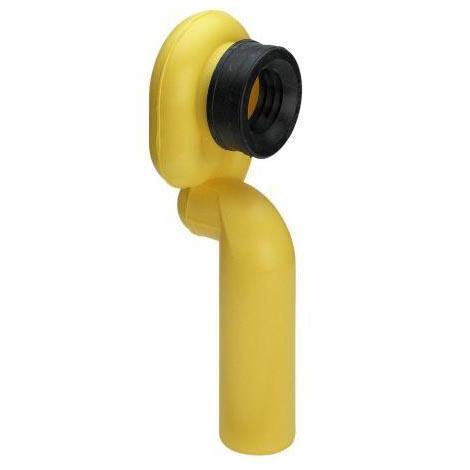 Сифон вакуумный  для писсуара Viega 492458 с вертикальным отводом, 50 х 50мм