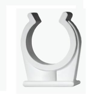 (Capricorn) 9-9700-018-00-01-01 Клипса пластиковая одинарная 18 мм