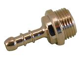 """Штуцер RASTELLI для сжиженнгого газа  (диаметр 8), НР, Ру 8-37mbar, арт.192М 1/2"""""""