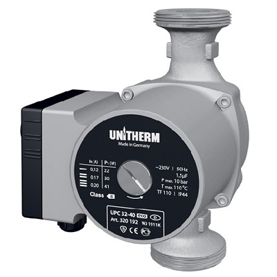 Насос UPC 32-60 ECO UNITHERM, циркуляционный, арт.320194