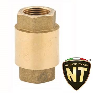 NT (NUTZLICHE TECHNIK) обратные клапаны