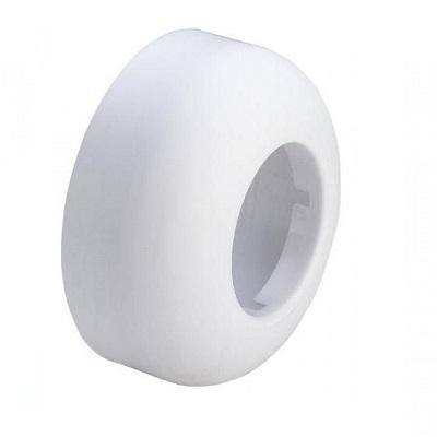 Розетка Viega 282554, декоративная, пластиковая  50 х 90 х 25мм
