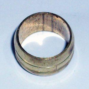 Кольцо обжимное компрессионное, латунное, для Pe-X труб, General Fitting, арт.1N00.81  15