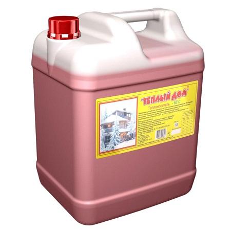 Теплоноситель «Теплый дом-65»  1 литр