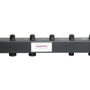 Коллектор для котельной обвязки, распределительный   КК-25М/125/40/3+1 контура