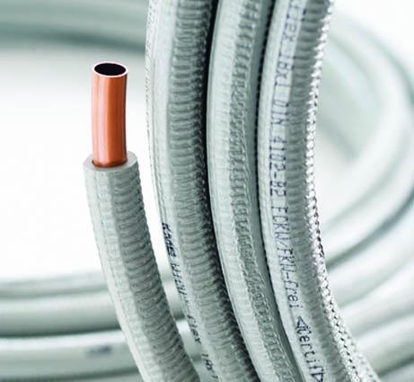 Труба медная, мягкая, в изоляции, WICU Flex HME 12х1.0
