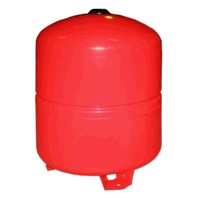 Бак расширительный, мембранный для ГВС CIMM ERE CE80, красный, арт.820080 80 литров