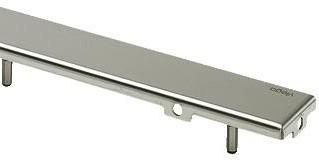 Дизайн решетка ER3 Advantix Viega 589530, для душевых лотков,  нержавеющая сталь, глянцевая  900мм