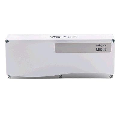 (ICMA) P308 Модуль связующ. напольный с проводом 12U