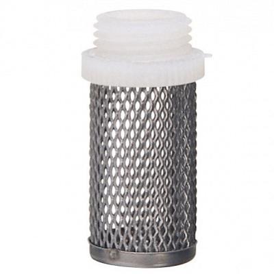 """Фильтр-сетка для обратного клапана (насадка), сталь/пластик, НР, ARCO, арт.01811  1/2"""""""