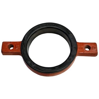 Кольцо опорное SML для опорной трубы, чугунное, АНВ, арт.0126150  150 мм