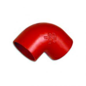 Отвод SML 88°, чугунный, АНВ, арт.011007088   70 мм