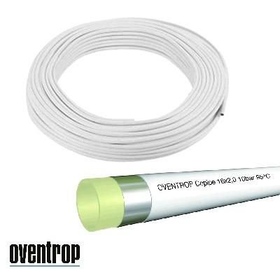 Труба металопластиковая, 100 метров, Oventrop Copipe  16 х 2.0