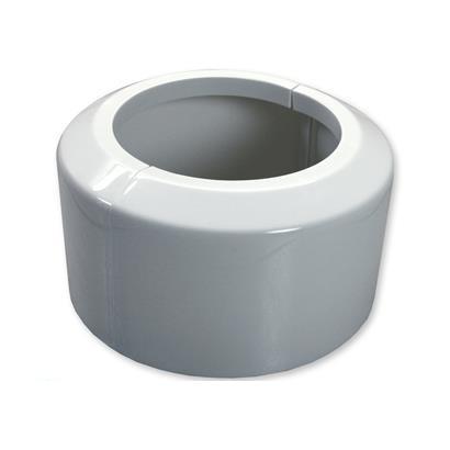 Розетка декоративная, для унитаза VIEGA 101343, пластик  110 х 165х90