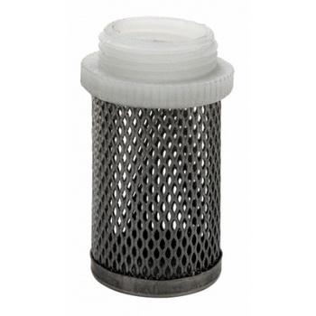 """Фильтр-сетка BUGATTI для обратного клапана, сталь/пластик, ВР арт.197  1/2"""""""