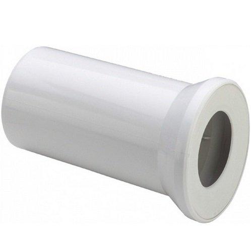 Отвод прямой, для подключения унитаза VIEGA 101312, пластик  110 х 250