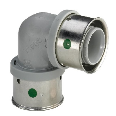Угол 90° с SC-contur, Pexfit Pro, VIEGA 4716, пресс  16 мм