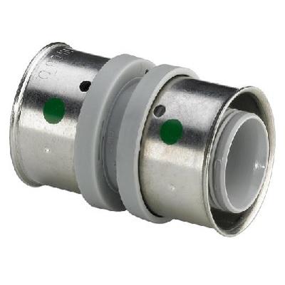Муфта с SC-contur  Pexfit Pro, VIEGA 4715, PPSU  25 мм