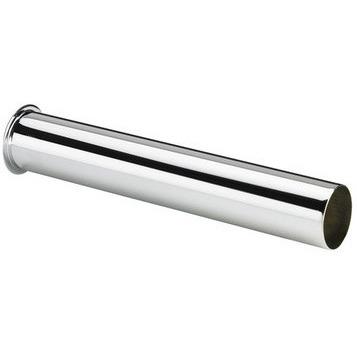Труба сливная отбортованная, Viega 102203, латунная, хромированная  32 х 300мм