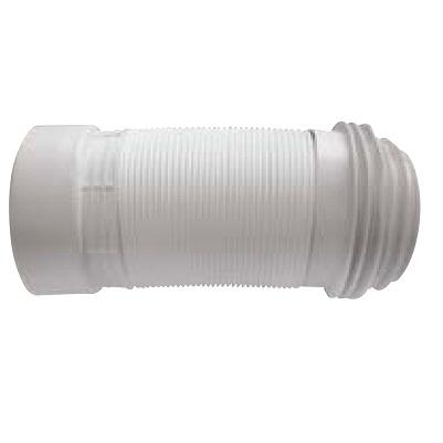 Отвод раздвижной, пластик, IDRONORD, арт.3133 110мм*/230-570мм/