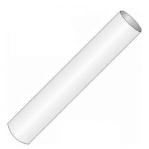 Патрубок Viega 5725-542 для сифона бутылочн, патрубок 180 мм, пластик, с розеткой  32 х 200мм