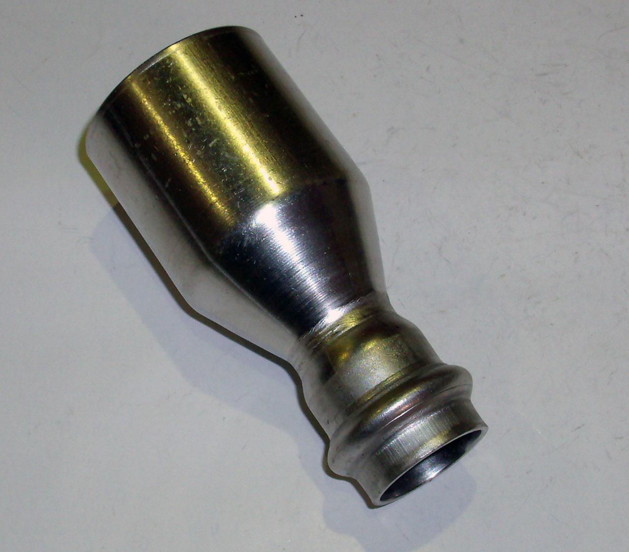 Муфта-вставка с SC-contur Sanpress Inox, VIEGA 2315.1, редукционная, нержавеющая сталь  42х22