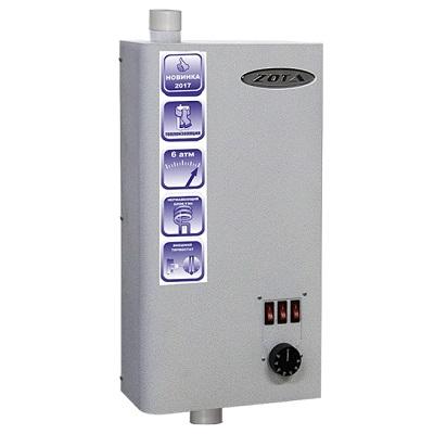 Котел электрический ZOTA LUX,одноконтурный  6 кВт