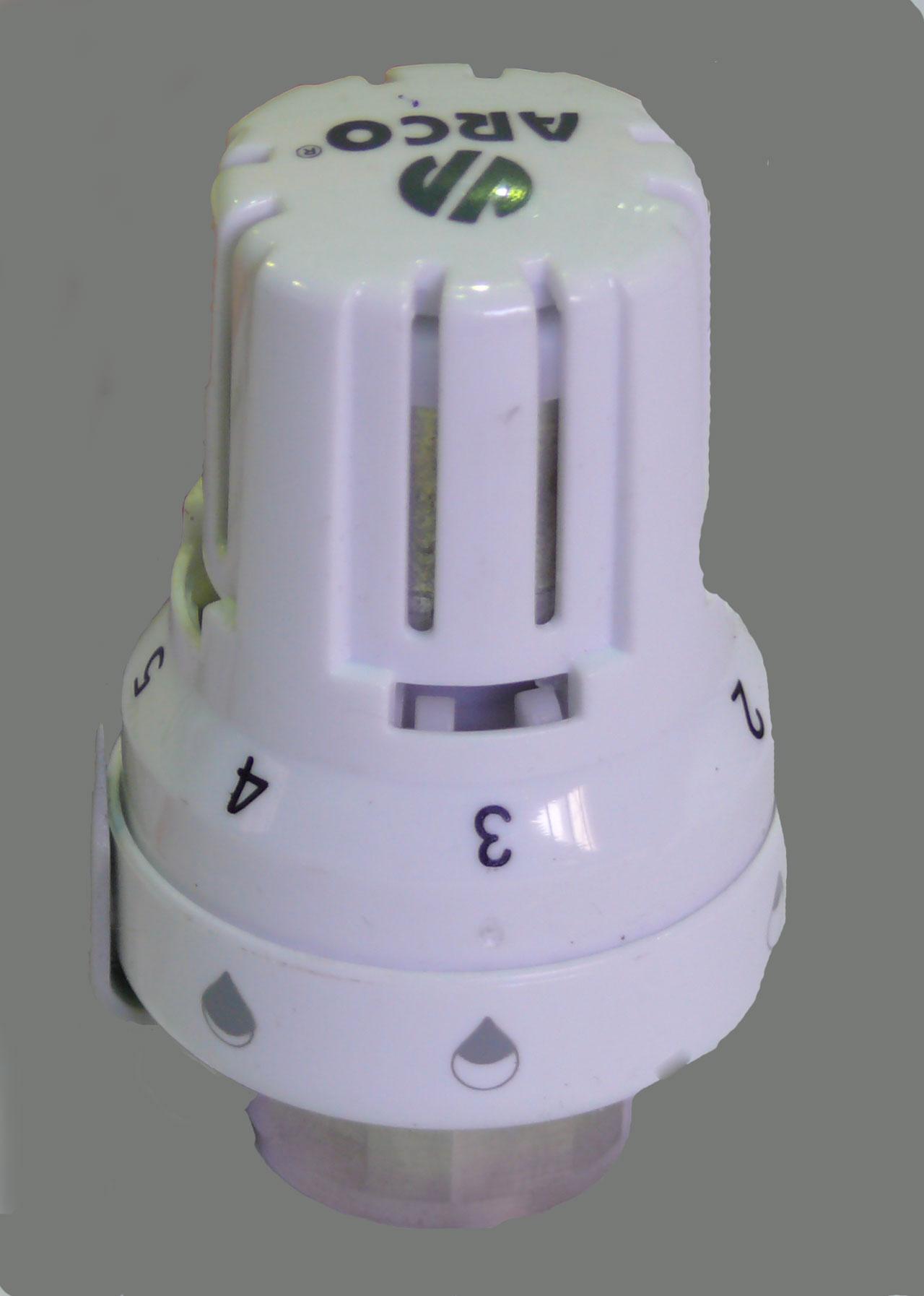 Термостатическая головка, сжиженный газ, ARCO, арт.986000