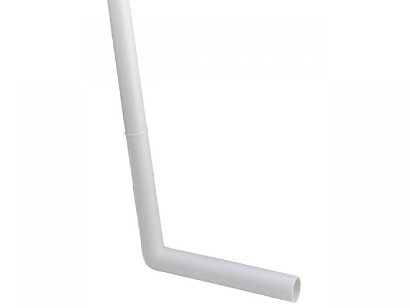 Труба перелива, Viega 6165, полипропилен  32х660х300