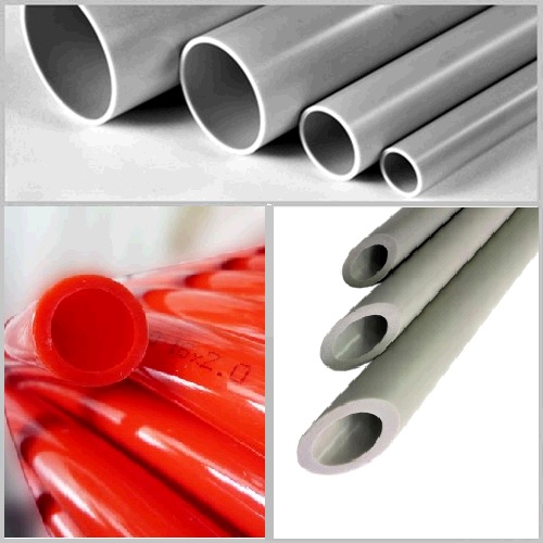 Трубы полимерные (пластиковые)