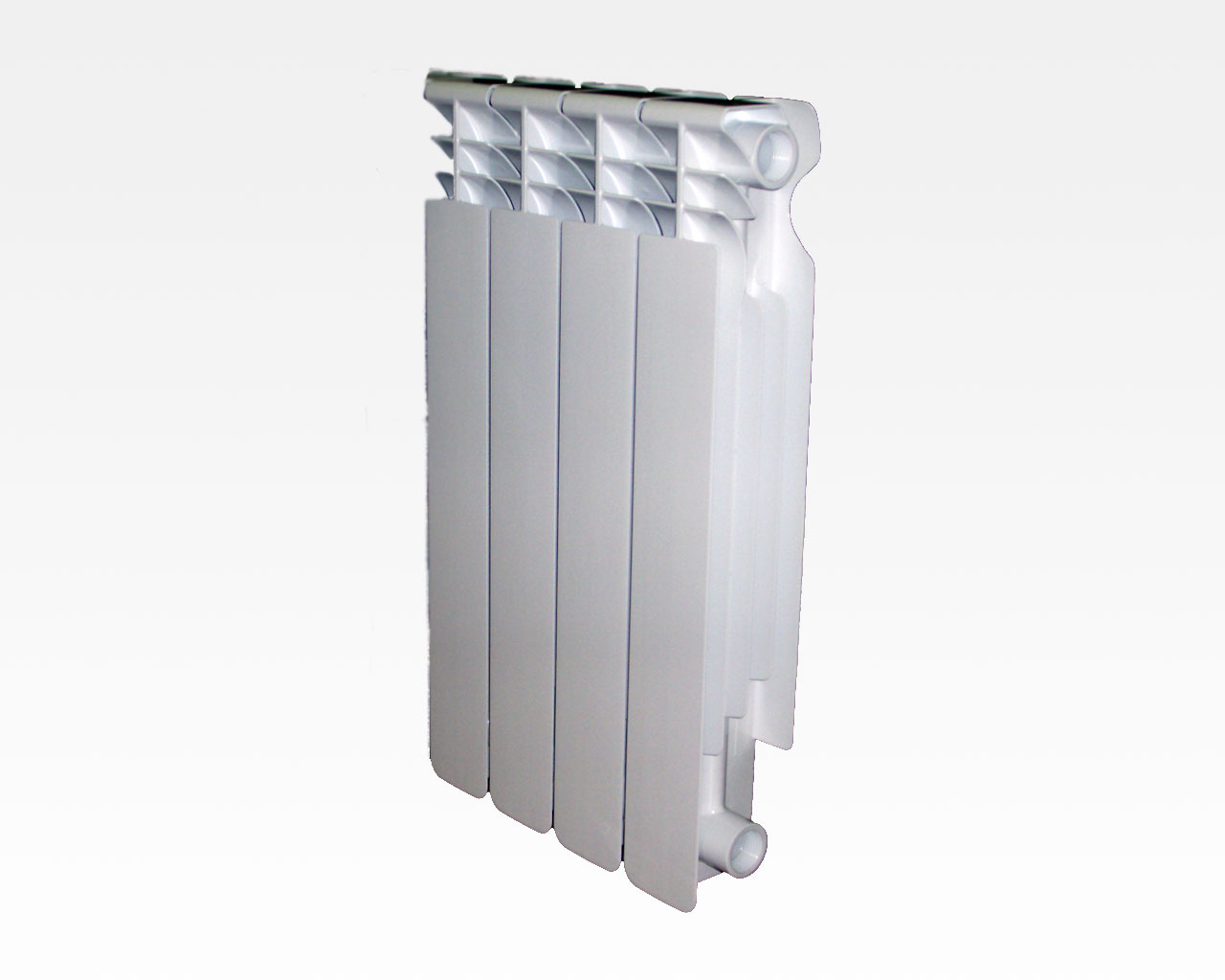 Радиатор супербиметаллический NT Corparation CBM 500 / 4