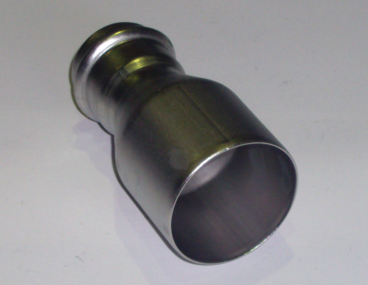 Муфта-вставка с SC-contur Sanpress Inox, VIEGA 2315.1, редукционная, нержавеющая сталь  54х35