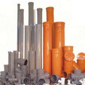 Канализационное оборудование из полимерных материалов