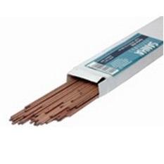 Твердый припой, L-CuP6 (Cu 94%, P 6%), рабочая температура плавления 730°С, сечение 2 мм , SANHA, арт.4939 1 кг
