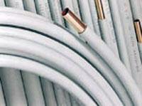 """Труба медная, кондиционерная, Hetcool-Plus (Германия), мягкая, в изоляции,  1/4"""" (6,35х0,8)"""