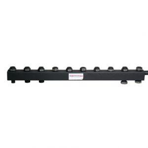 Коллектор для котельной обвязки, распределительный   КК-40F/125/40/ 5+1 контуров