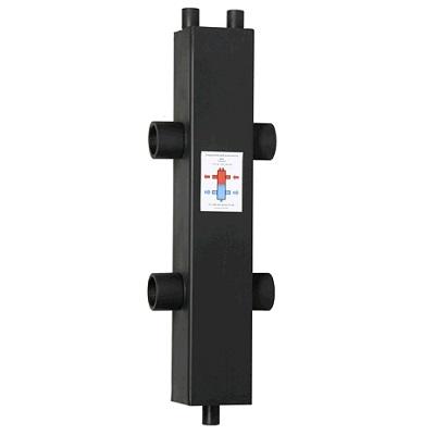 Гидравлический разделитель (гидрострелка)  ГРТК-80/80/40
