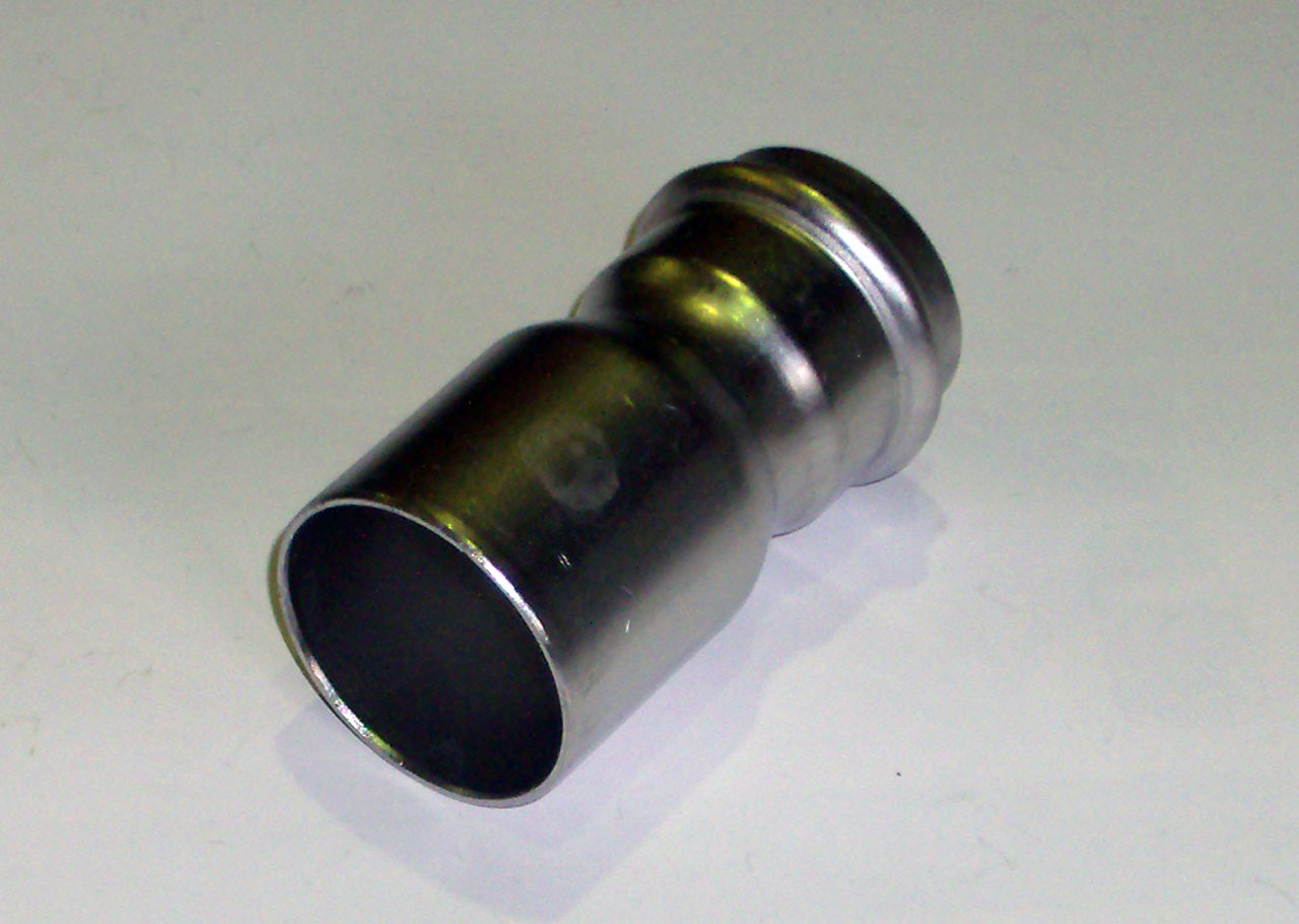 Муфта-вставка с SC-contur Sanpress Inox, VIEGA 2315.1, редукционная, нержавеющая сталь  42х35